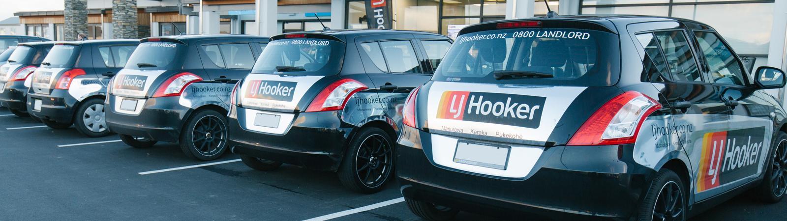 LJ Hooker Manurewa office street view image